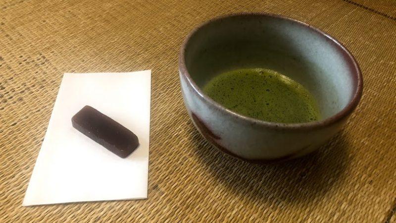 毎日緑茶を飲んでいます。